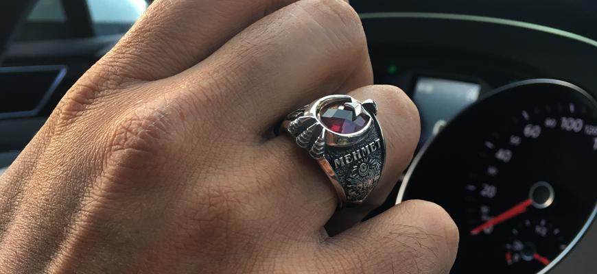 Kendi Yüzüğünü Tasarla