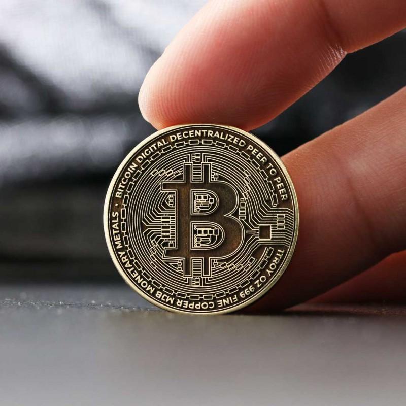 Bitcoin Hatıra Parası