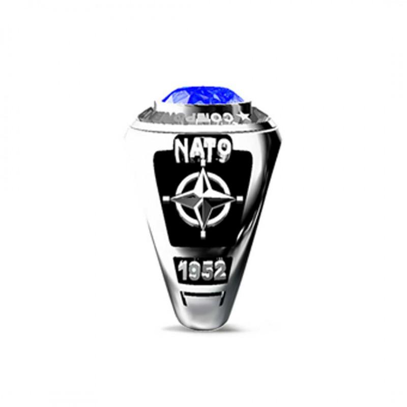 Nato Component Command Air Yüzüğü 2004 -1952