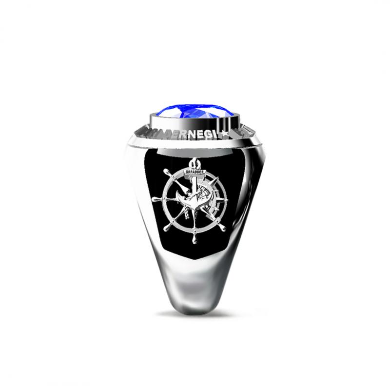 Ordu Fatsa Denizcilik Mezunları Derneği Yüzüğü