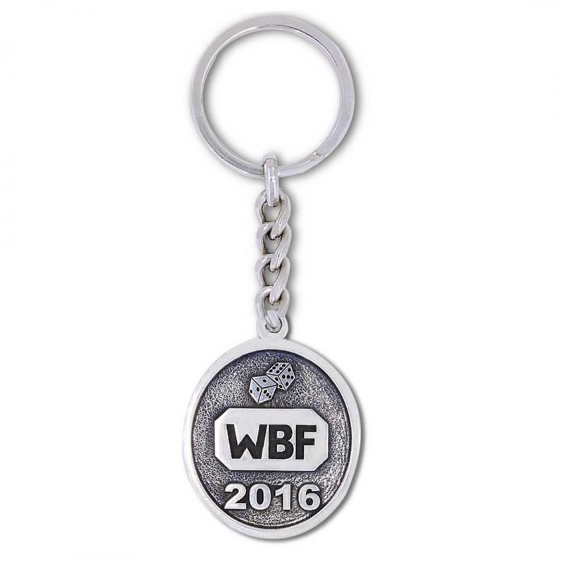 WBF 2016 Anahtarlık